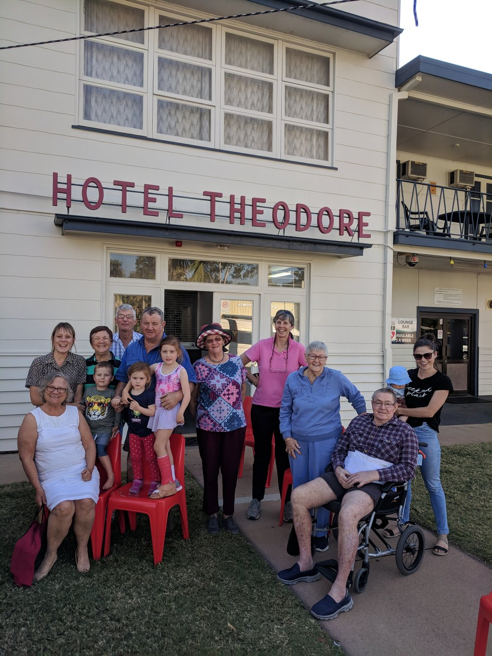 Hotel Theodore - community owned!
