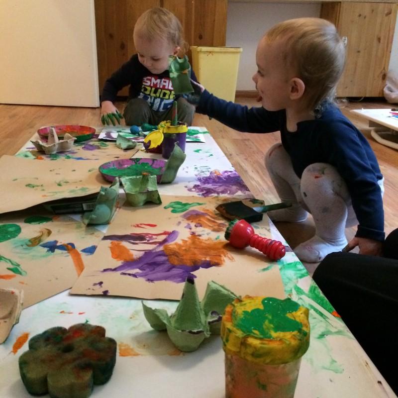 kleinkinderspiel, Berlin, kindermalort, Kinderkunst