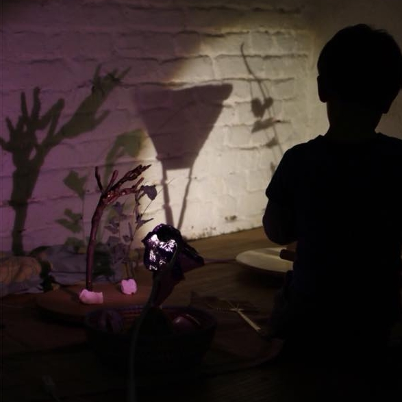 The Magical Forest kids birthday art party berlin