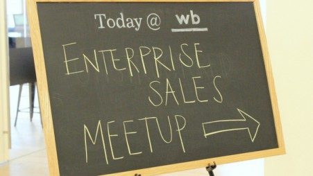 Enterpise Sales Meetup