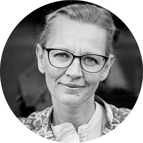 Geske Fischer-Hansen - Kommunikationschef i Digitaliseringsstyrelsen