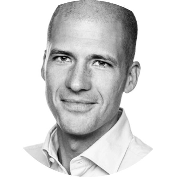 Frederik Scholten - Head of Marketing i 3 Danmark