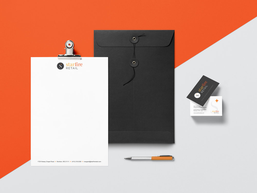 Business Card & Stationery Design