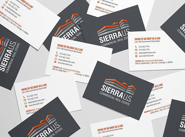 These business cards are still one of my favorite redesign projects, even though it's a few years old! Good design never gets stale, am I right?! 👌