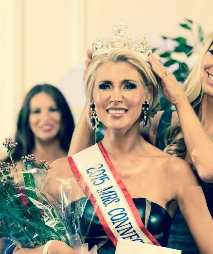 TFAP FOUNDER WINS MRS. CT 2015                                           JUNE 7, 2015 SEE ARTICLE