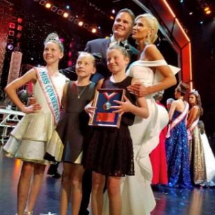 MRS. CONNECTICUT PUTS HER TITLE TO USE                         SEPTEMBER 10, 2017 SEE ARTICLE
