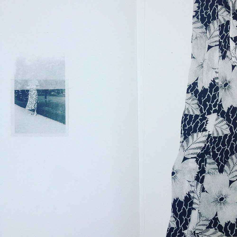"""Le vêtement, sculpture de l'absence. Focus sur la série """"Robes, 2015"""" de Manon Gignoux A l'École nationale supérieure des beaux-arts de Paris"""