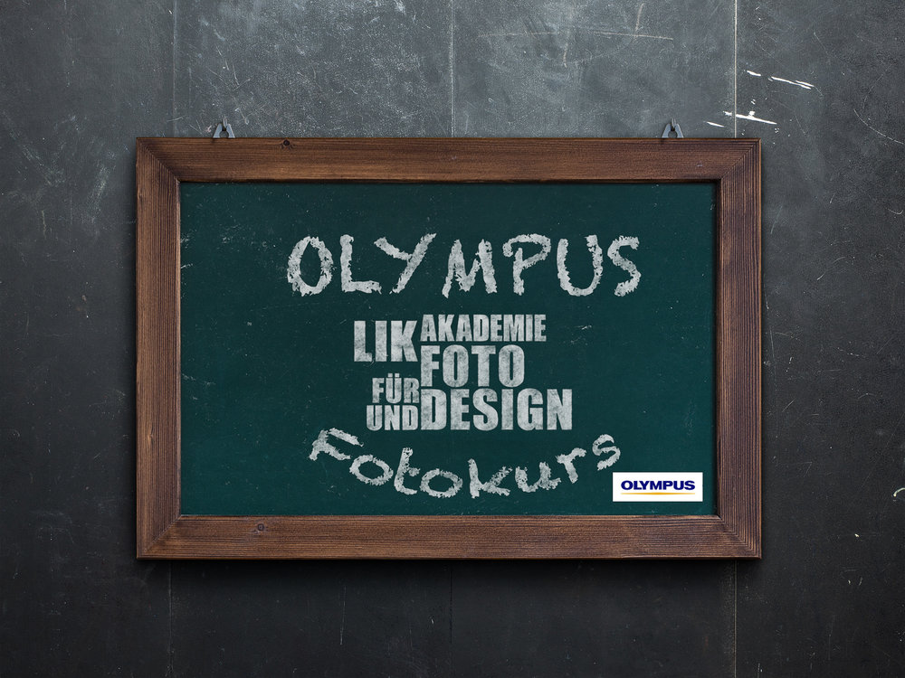 OLYMPUS Fotokurs - LIK Akademie für Foto und Design