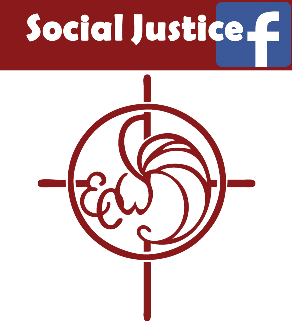 Social Justice Facebook Page - Our Social Justice focus includes immigration, human trafficking, and racial reconciliation.Please share how you are making a difference in the world or how you wish to get involved with the ECW Social Justice ministries.The ECW Social Justice Facebook page is a repository of the social justice ministries of all Episcopal Church Women. We invite you to share your wisdom and the work you do regarding immigration issues, human trafficking, and racial reconciliation. You can help inspire others to do the work on behalf of others, as Christ taught us.If you wish to share your work with others on this page, please contact the Rev. Ema Rosero-Nordalm at erosero@bu.edu