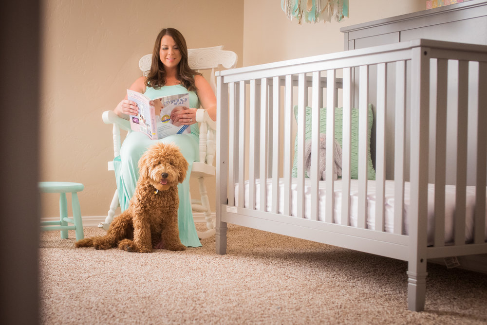 Michelle & Moose - Kalispell Maternity Photographer