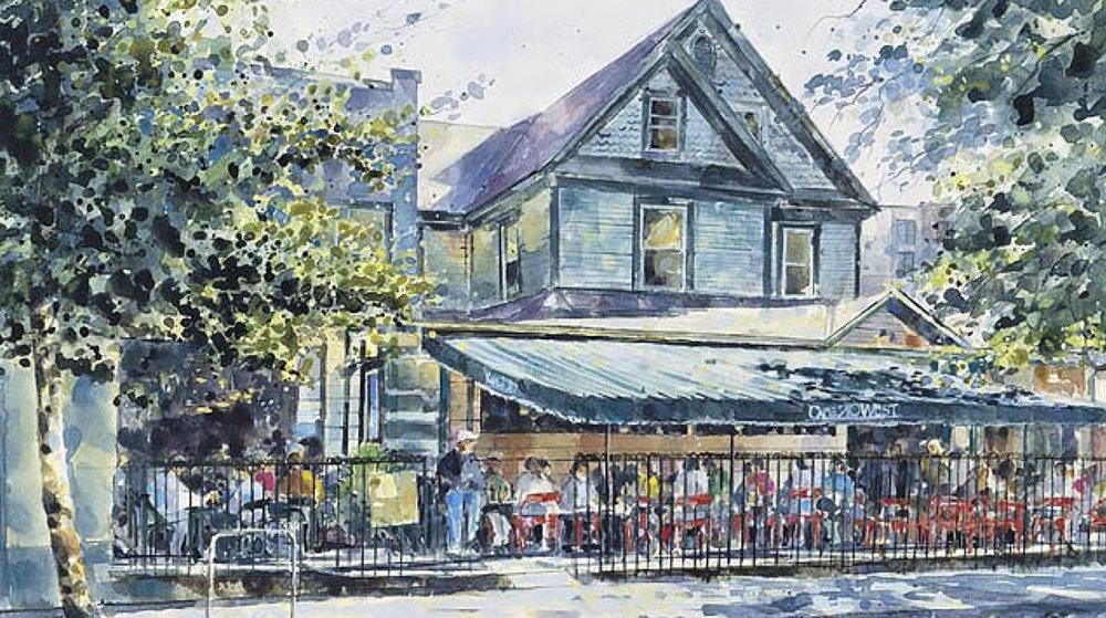 Cafe 210
