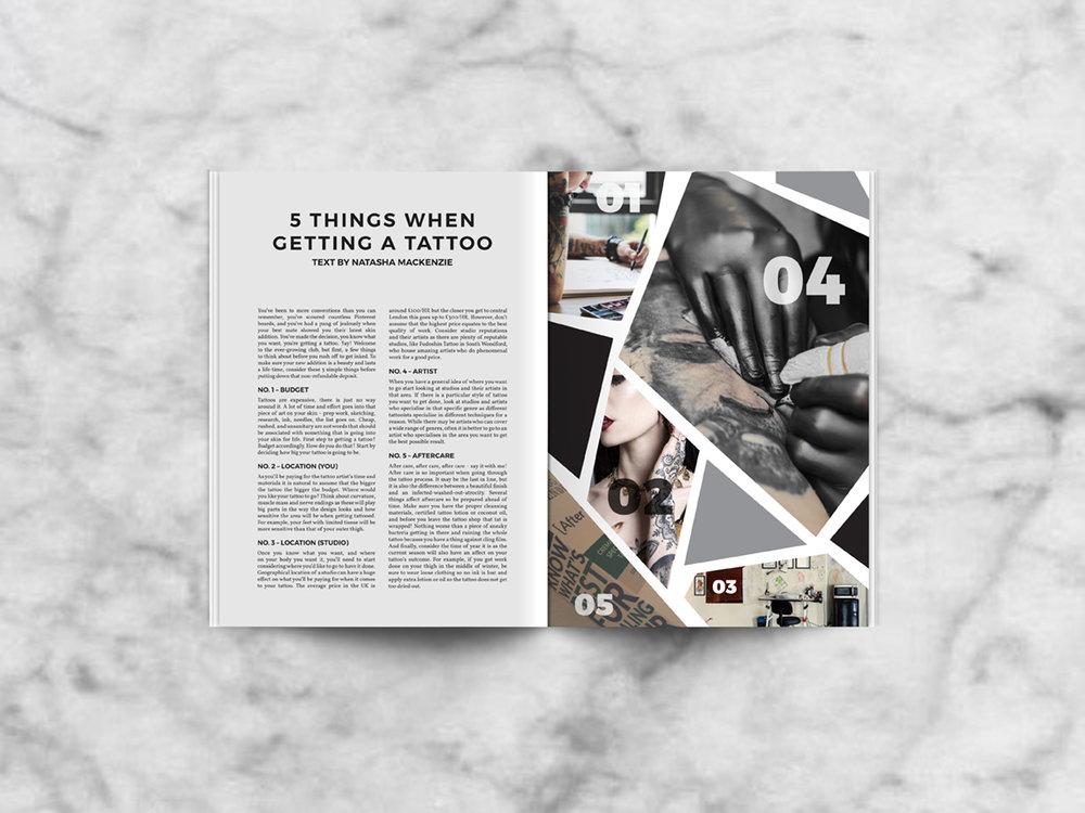 5 Things - Editorial Spread.jpg