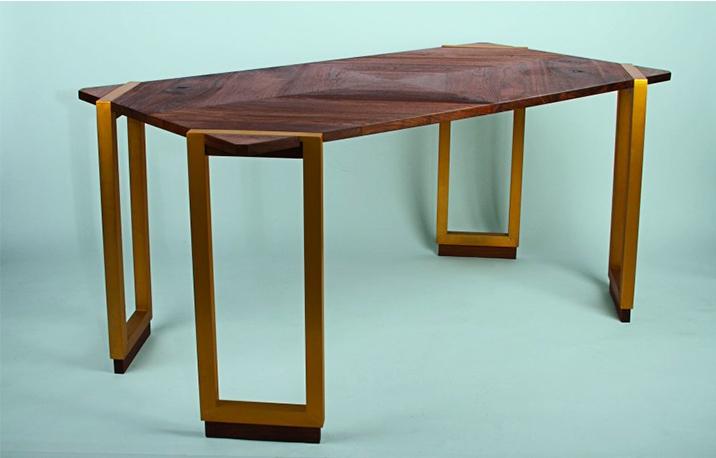 Walnut Table , 2013
