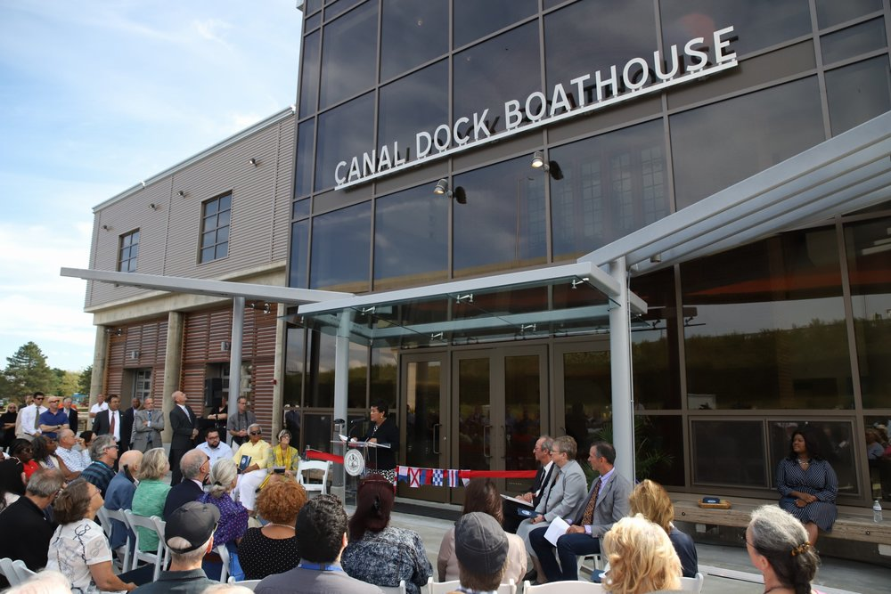 Canal Dock Boathouse - City of New Haven - New Haven Economic Development CorporationDeveloped and executed impactful media events and community outreach strategies that have helped attract and retain quality companies, develop local jobs and businesses, revitalize city neighborhoods and improve New Haven's global competitiveness.