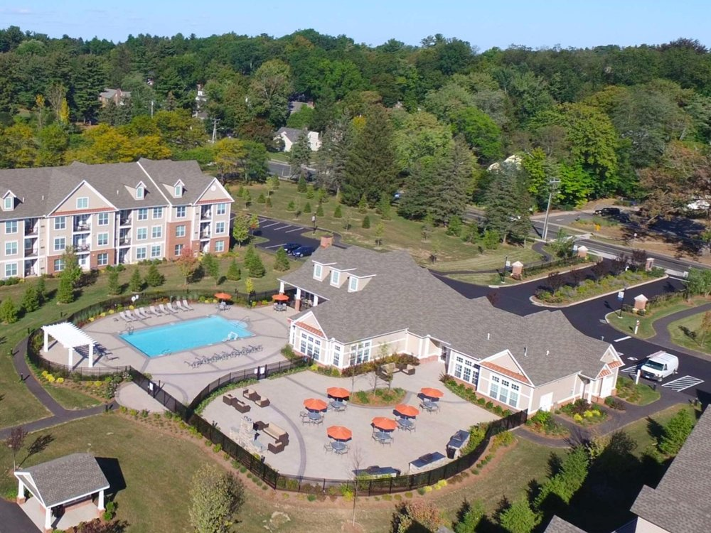 243 Steele Road - The Metro Realty Group - West Hartford, CTDeveloped and implemented successful neighborhood outreach and engagement for Metro Realty's proposal to build a 150 unit luxury apartment community on the site of the former Mercyknoll Convent in West Hartford. Identified key neighborhood concerns that developer was successfully able to address. Proposal received Town Council and Planning & Zoning Commission approval.