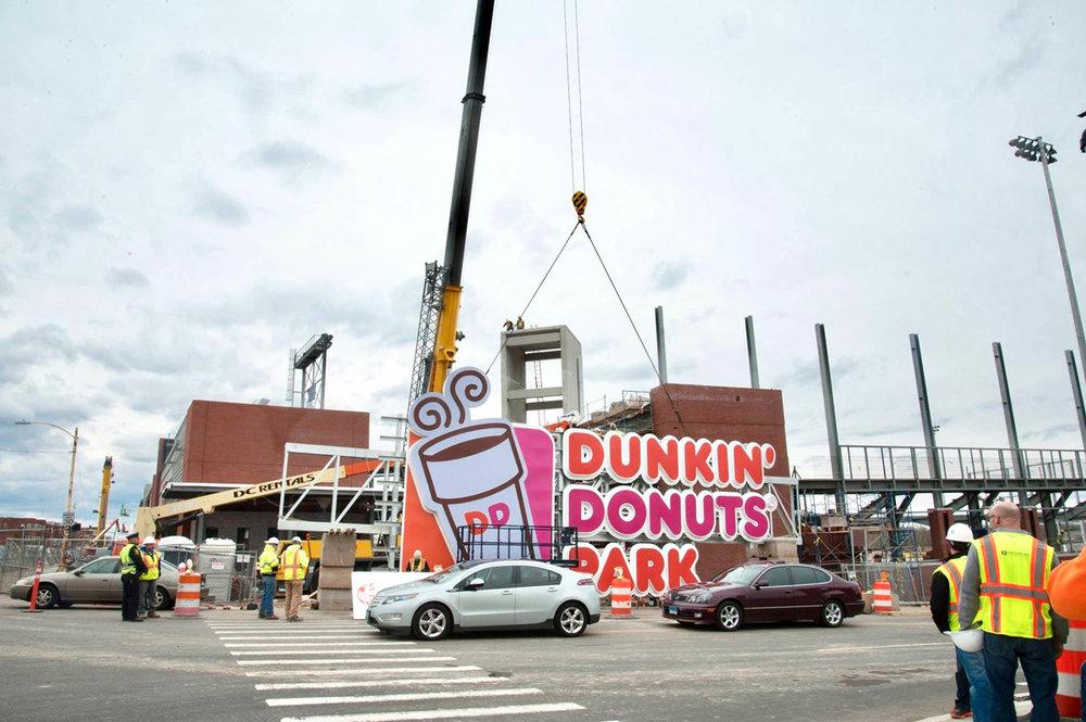 Dunkin' Donuts Park - Hartford, CT