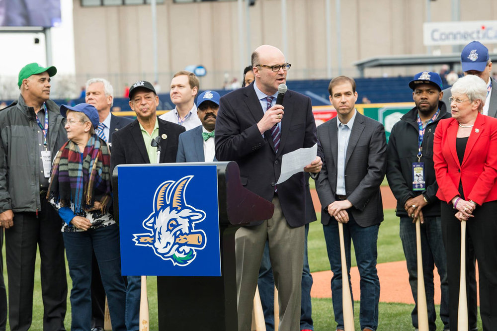 Hartford Yard Goats - Hartford, CT