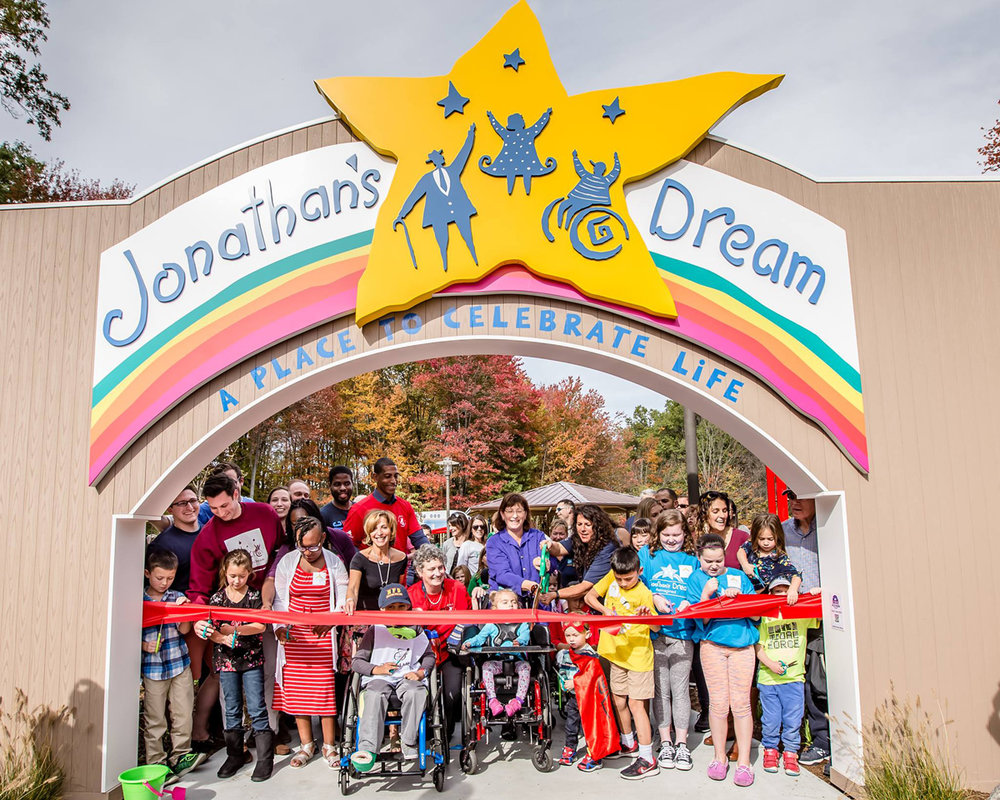 Jonathan's Dream Reimagined - West Hartford, CT