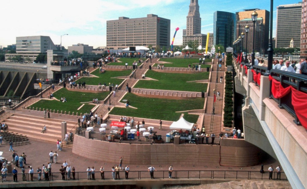 Mortensen Riverfront Plaza - Hartford, CT