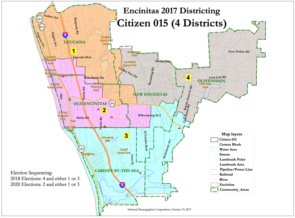 Citizen 15 Map