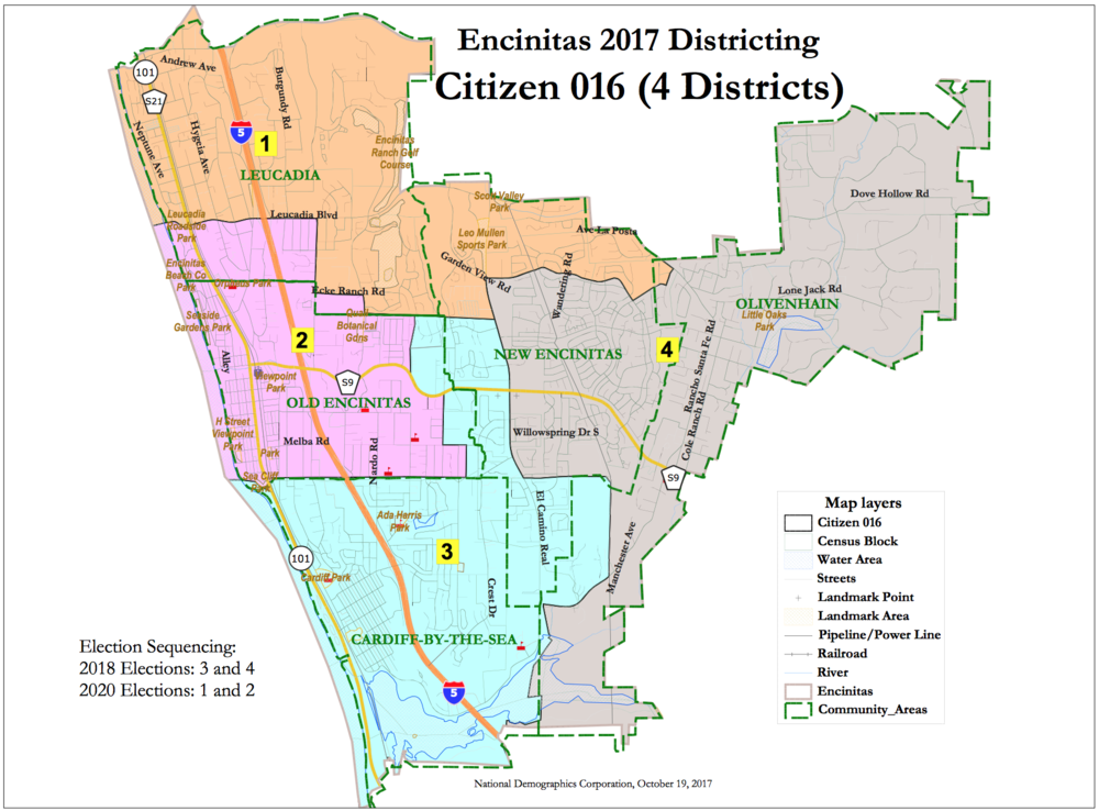 Citizen 16 Map