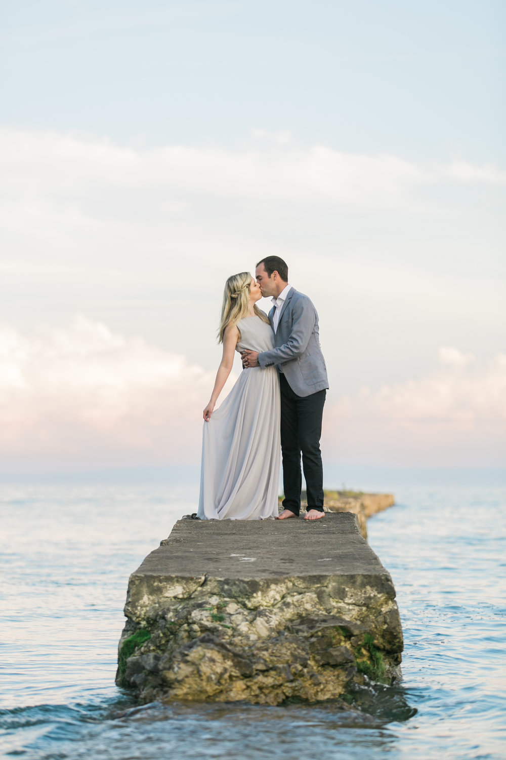 Jillian + Graham | Waverly Beach