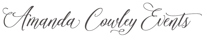 Amanda Cowley Events
