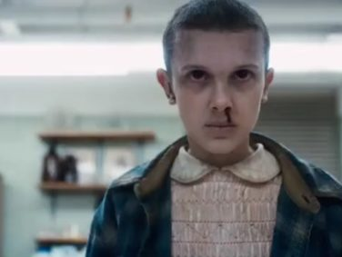 Clip from Stranger Things Season 1