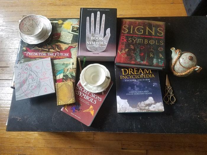 Tea Leaf Reading Double Cup Teas