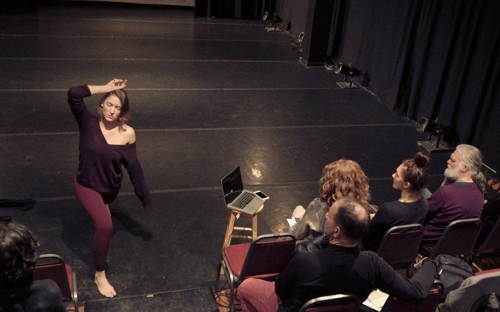 A Performer Forges - Kirsten Michelle Schnittker