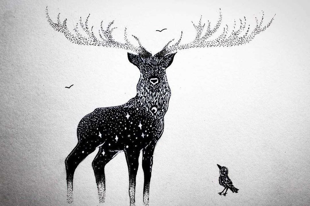 Starry Stag