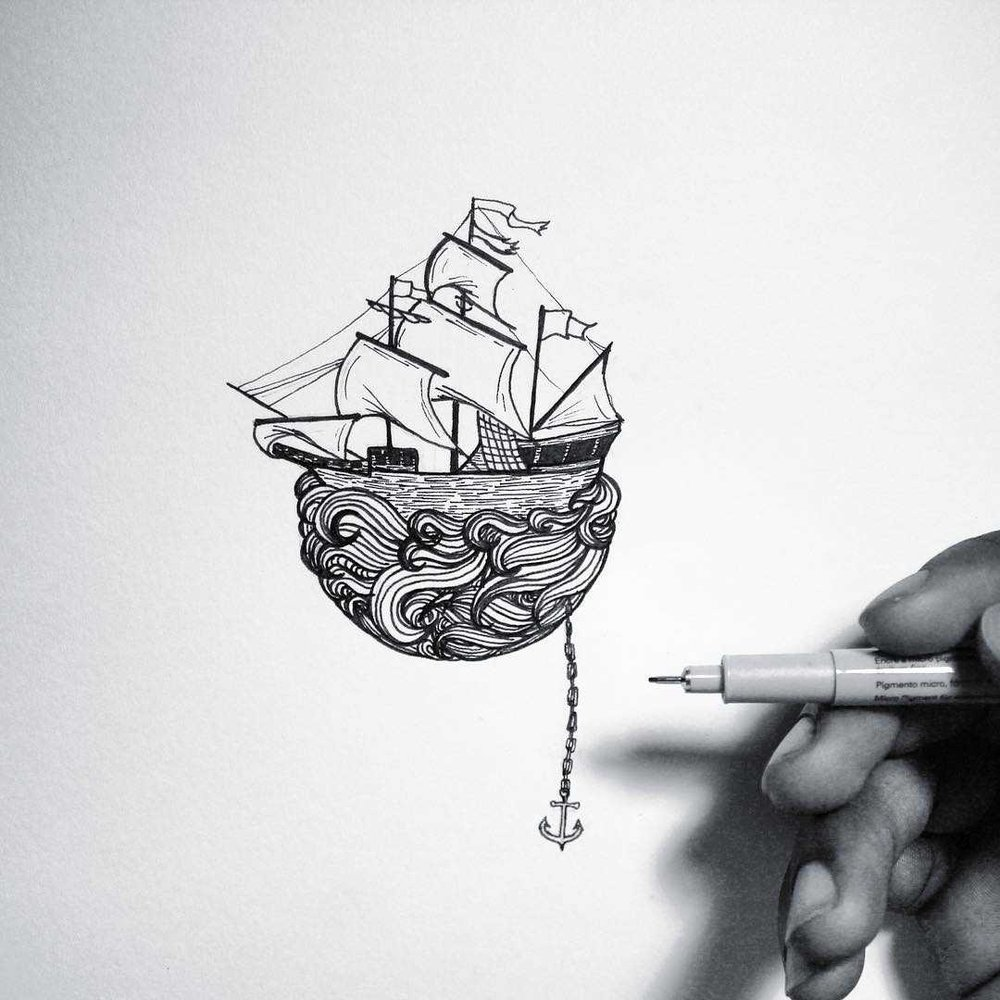 Sail and Anchor
