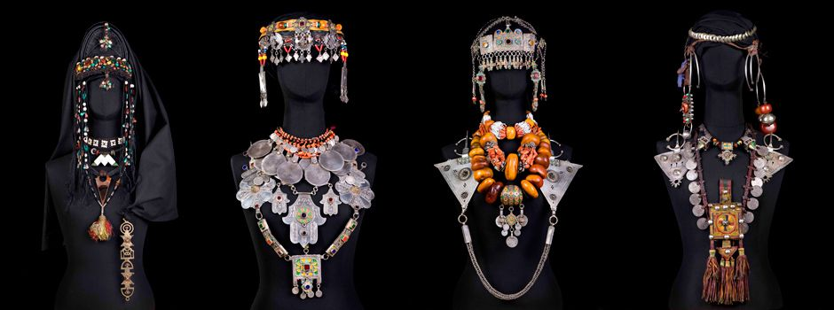 Berber Jewelry from the collection of Yves Saint Lauren and Pierre Bergé