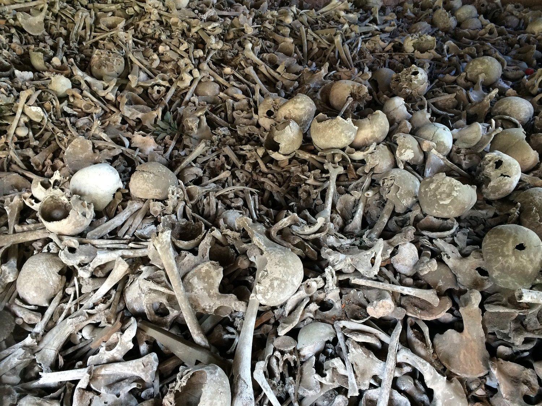 Dry Bones and the Resurrection of the Dead (Ezekiel 37:1-14