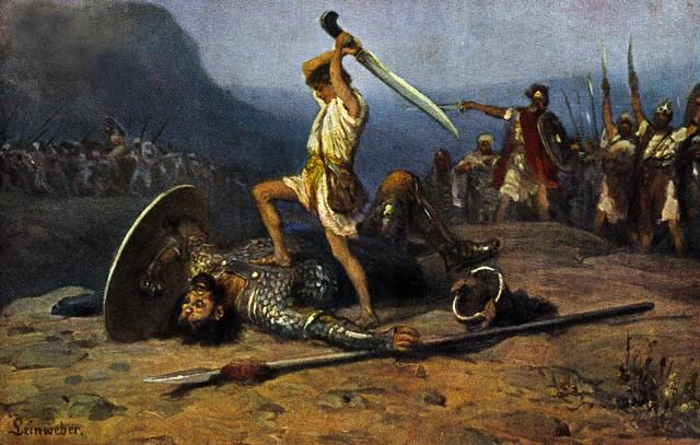 Philistines Weapons