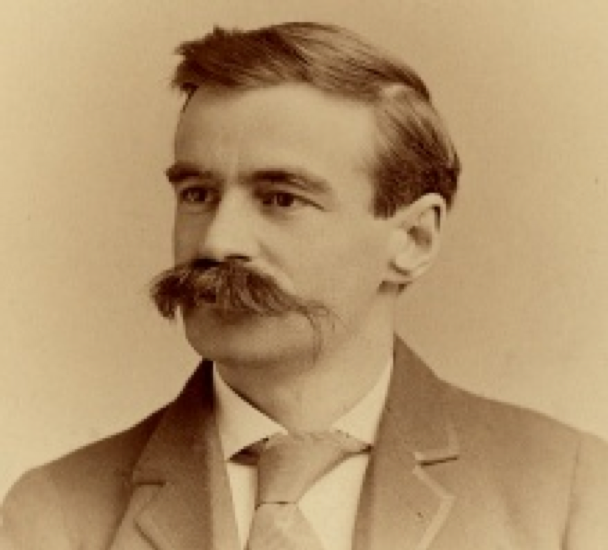 William Francis Ganong, 1895