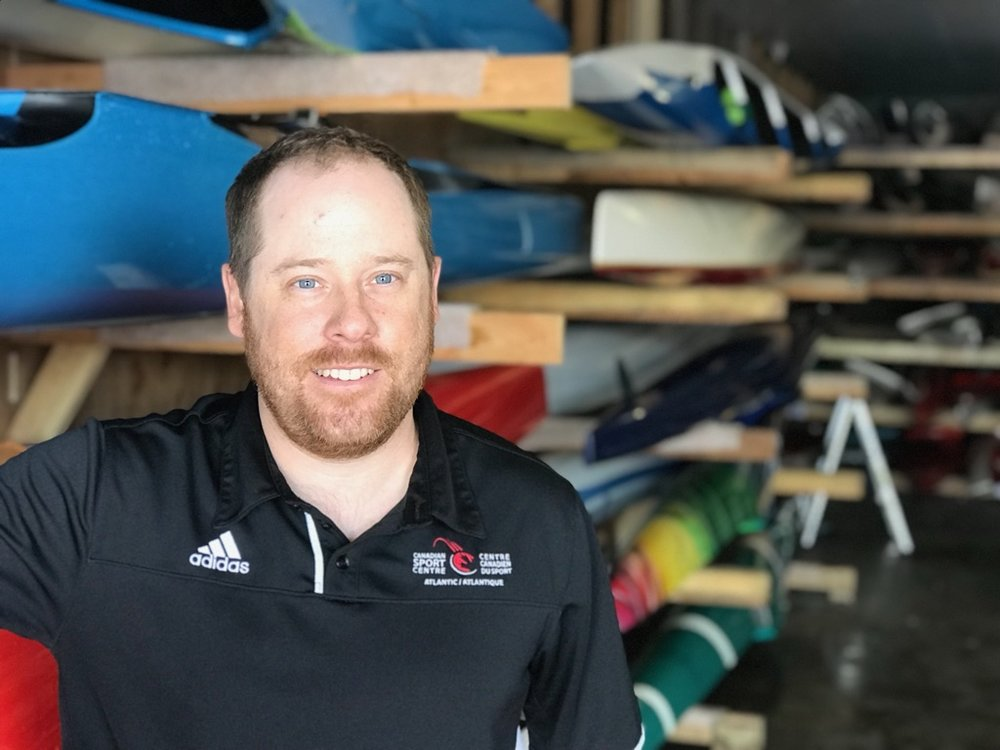 Josh Goreham is a PhD in Health student studying sport biomechanics at Dalhousie University. He measures sport technique using inertial measurement units, with the goal of helping enhance the performance of Canadian canoe kayak sprint athletes
