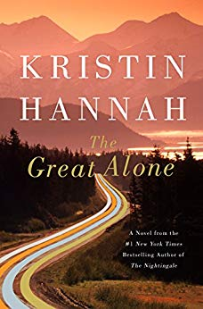 The Great Alone     is the best book I read in 2018. Hands down.