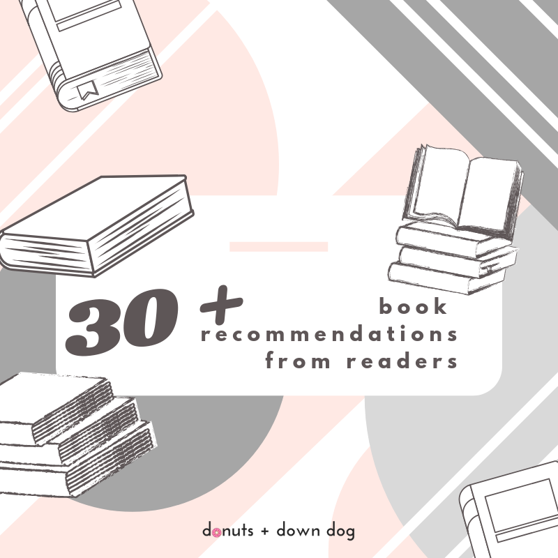 30+ book recommendations from smart women on the internet.