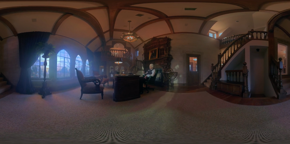 INVISIBLE- Virtual Reality Series