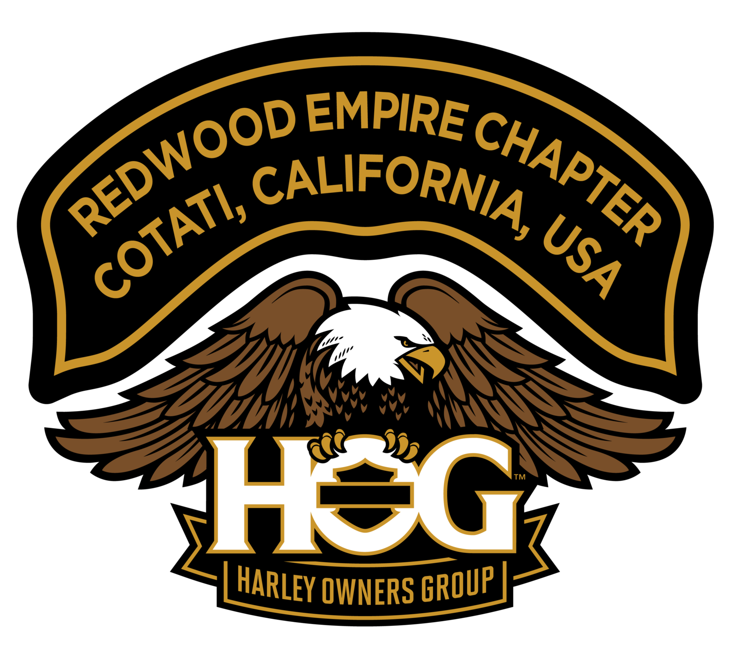Redwood Empire Harley Owners Group (HOG)