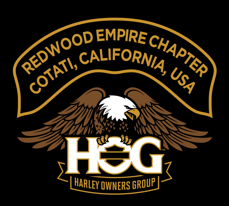 Redwood Empire Harley Owners Group (HOG)