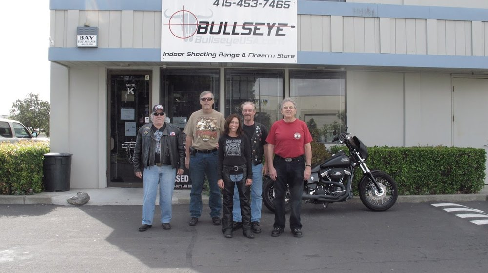 Guns & Harley Ride -