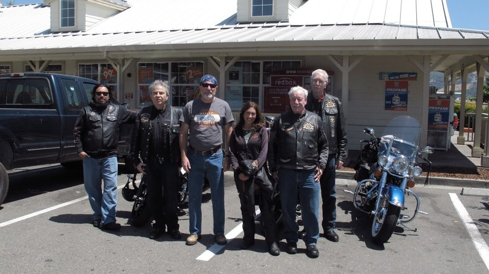 June Monday Funday Ride -