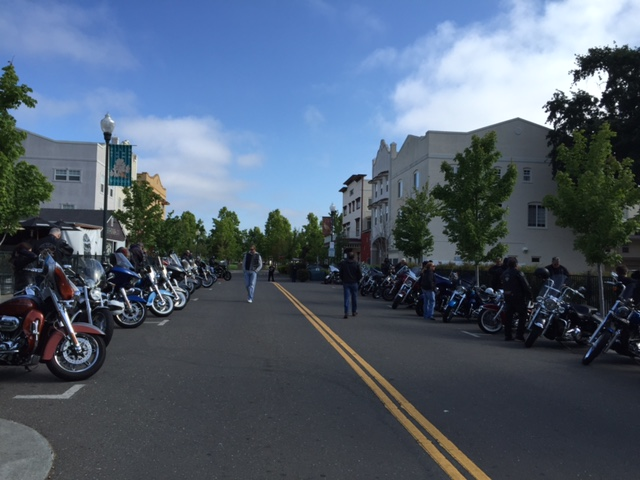 Fallen Warriors Ride - June 6, 2015