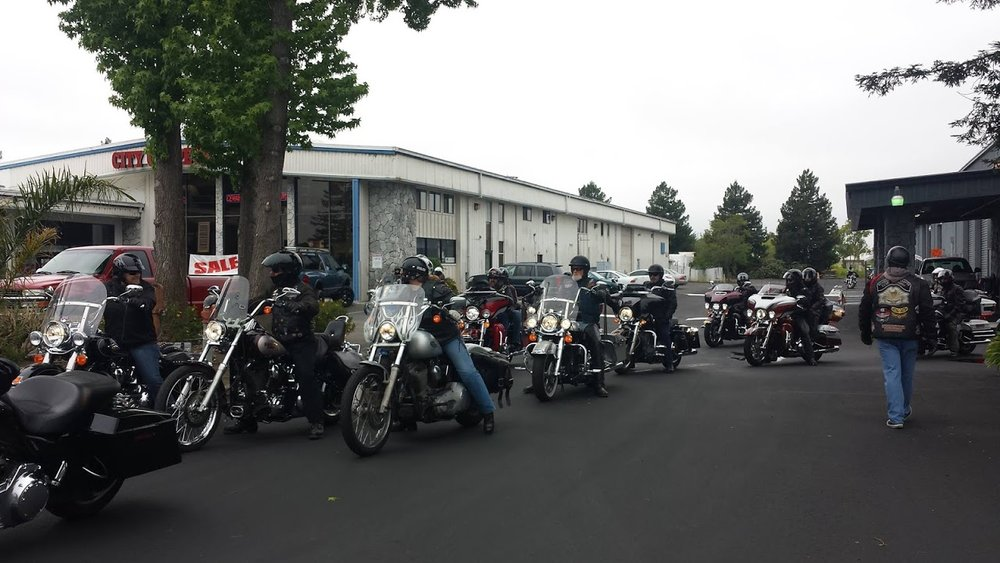 Livermore HOG ride - June 3, 2015