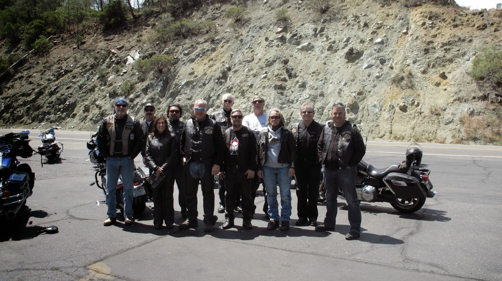May Monday Funday Ride - May 18, 2015