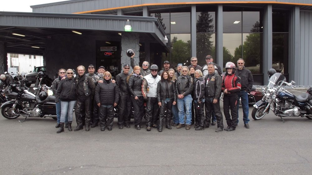 Mother's Day Ride 2015 -