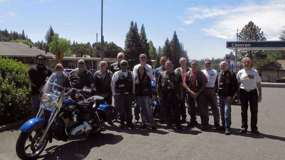 May Friday Off Ride - May 1, 2015