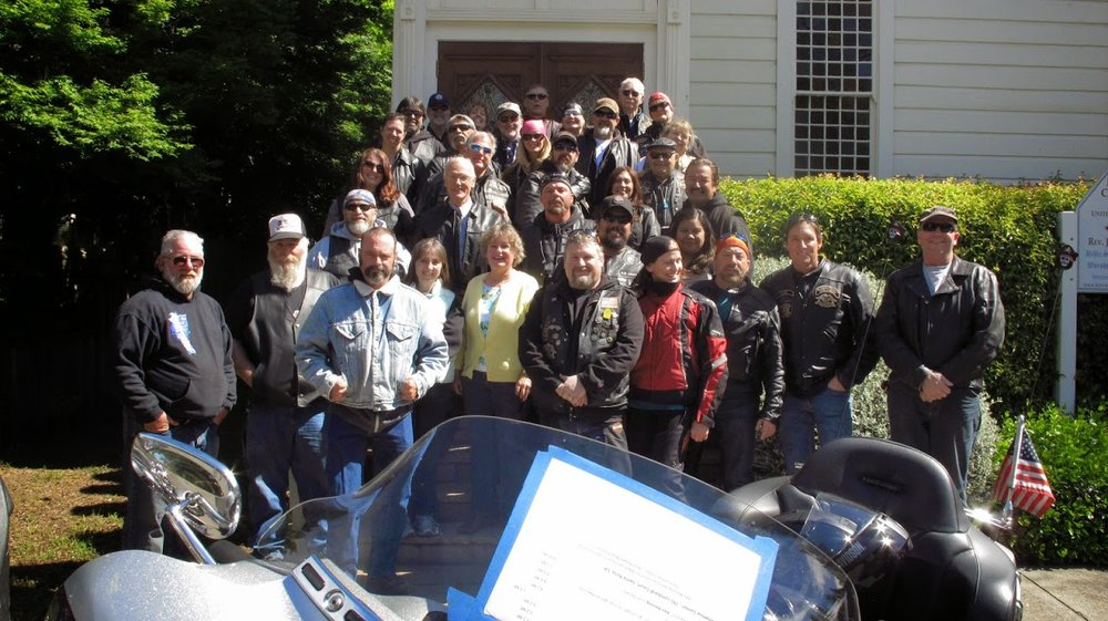 2015 Bike Blessing - April 11, 2015